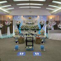 南多摩斎場:花祭壇